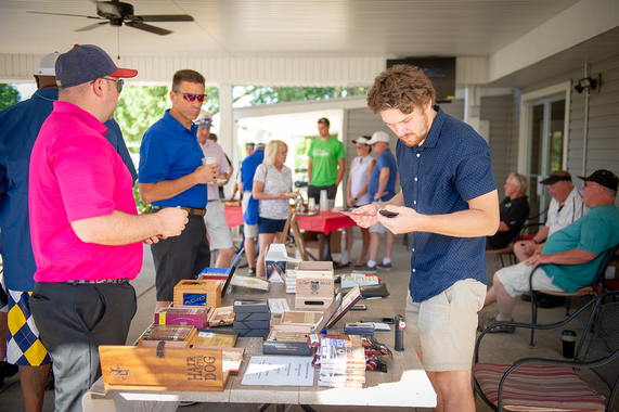 View 2019 Golf Outing album